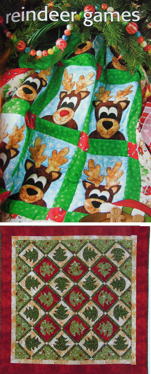 only $1.79 for Two Christmas patterns!