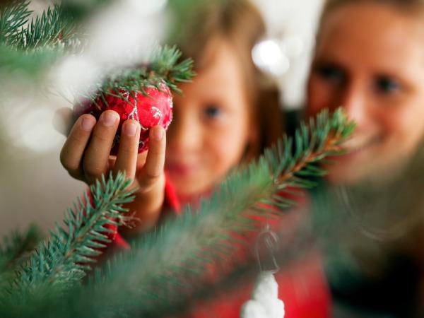 Ideas originales y baratas para adornar en Navidad