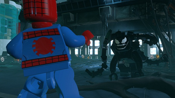 LEGO Marvel Super Heroes Video Game PC Demo