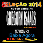 CD- SÓ AS TOP GREGORY ISAACS SEM VINHETAS BY DJ HELDER ANGELO