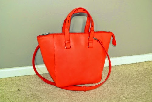 zara-orange-mini-shopper-handbag