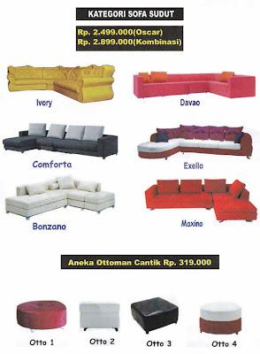 sofa sudut