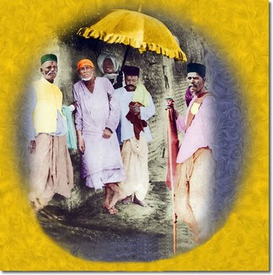Wonderful Blessing of Sai Baba - Anonymous Sai Devotee