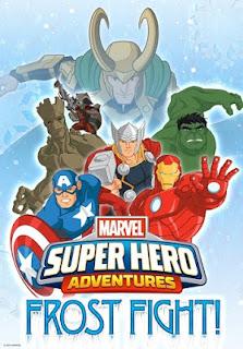 Marvel Super Hero Adventures Frost Fight (2015) Subtitle Indonesia