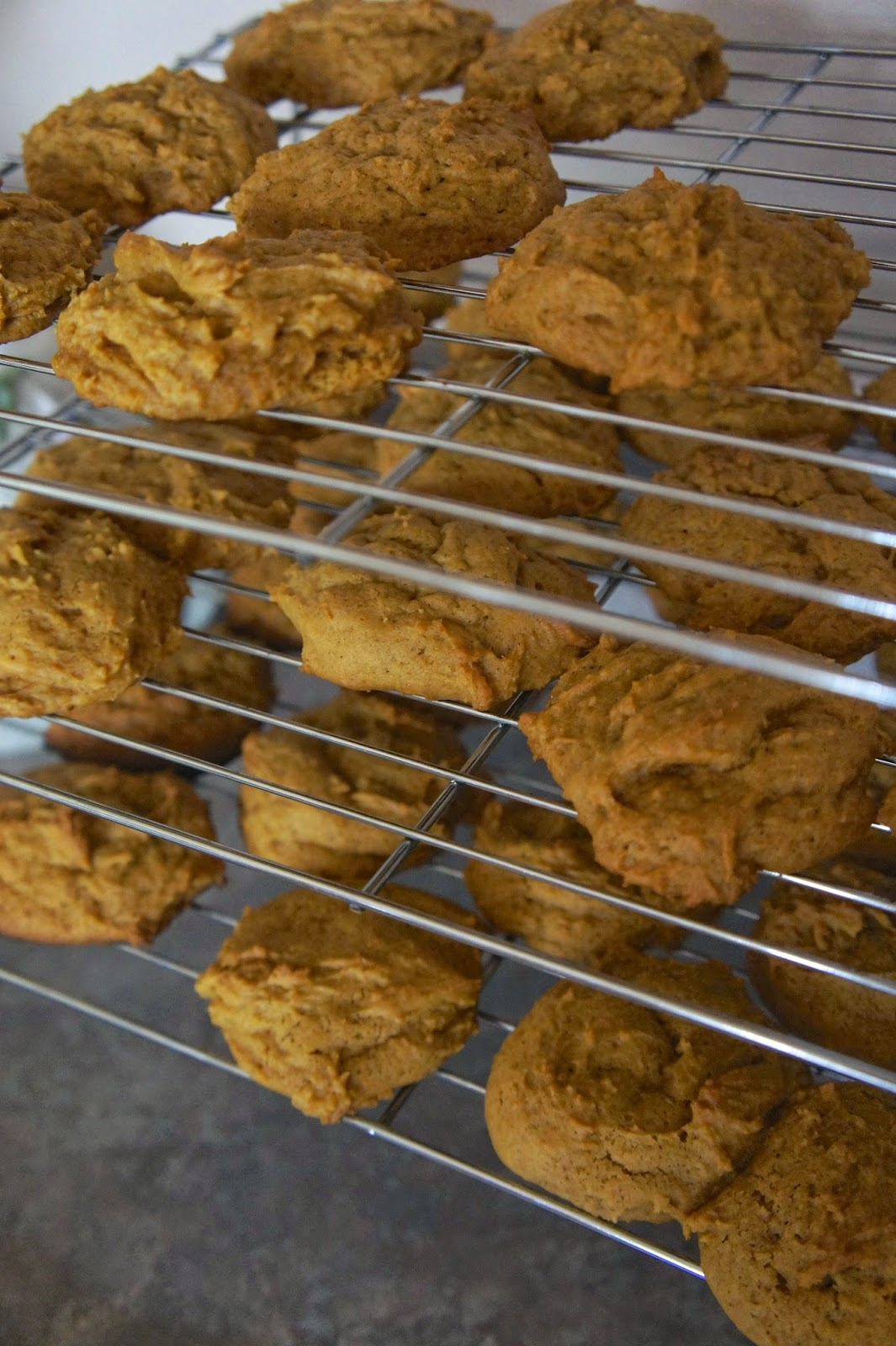 Old Fashioned Soft Pumpkin Cookies: Savory Sweet and Satisfying