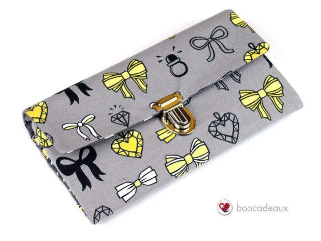boocadeaux DaWanda-Shop: Portemonnaie Reini Bling