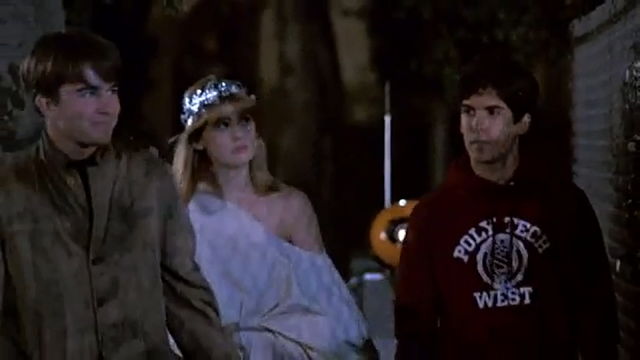 DEADLY FRIEND (1986): Tom Toomey, Samantha Pringle and Paul Conway on Halloween