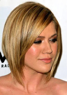 Women Hairstyles for medium length straight hair