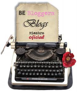 Mienbro Oficial de BE Bloggeras