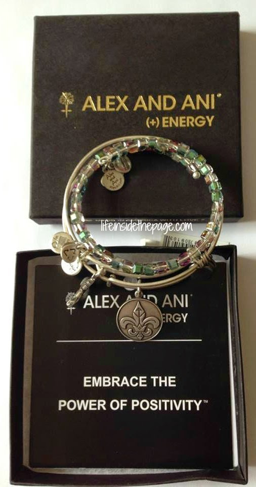 QVC | Super Saturday | July 26, 2014 | Alex & Ani bracelet