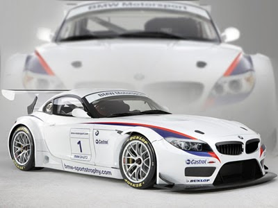 Amazing Sports Pictures: BMW Z4 GT3 Sports Cars 2010