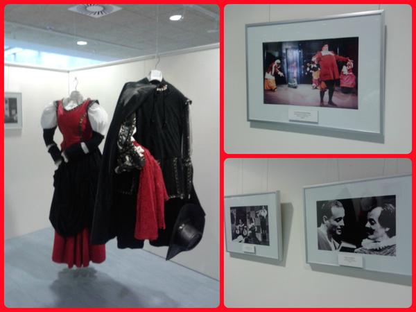 Exposición: 25 años del Aula de Teatro de la UMU.