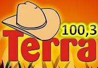 Ouça a Rádio Terra FM 100,3 de Praia Grande - São Paulo