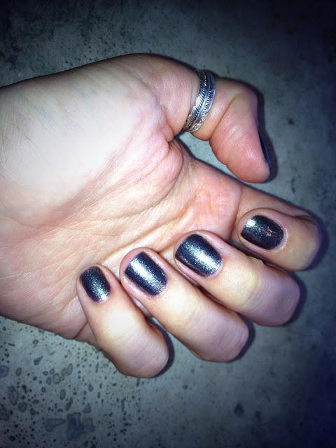 Ten Spot manicure