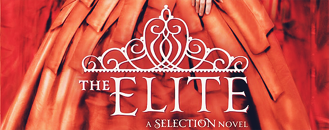 Review of The Elite by Kiera Cass