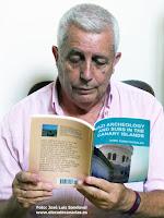 Jaime Rosales un Canario en un documental de Canal Historia