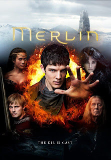 baixar capa Merlin S05E13 [Series Finale]   HDTV AVI + RMVB Legendado
