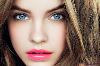 صور عيون زرقاء
