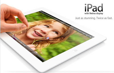 4th generation iPad