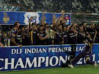 Kolkata Knight Riders IPL5 Winners