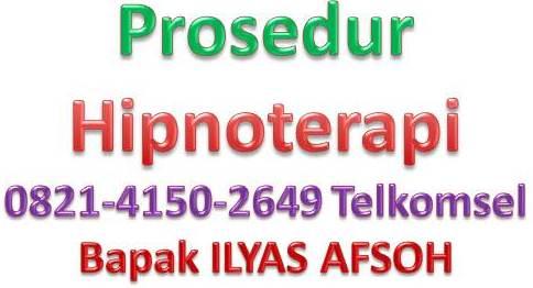 Prosedur Hipnoterapi