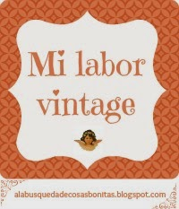 Fiesta Mi labor vintage