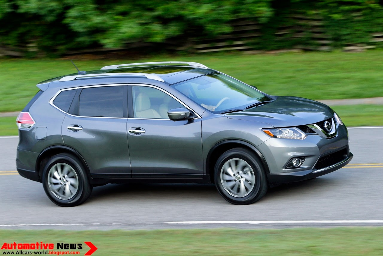 With just marginal growth in wheelbase up just 0 6 inches the 2014 nissan rogue hasn t gained a lot of interior room versus the former model