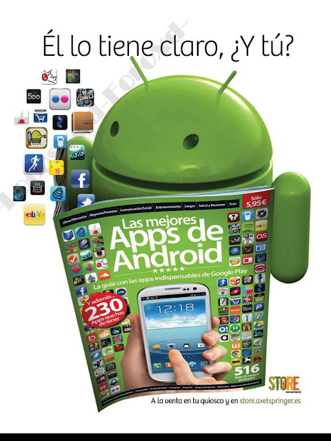 Revista Android Magazine Español Enero 2013