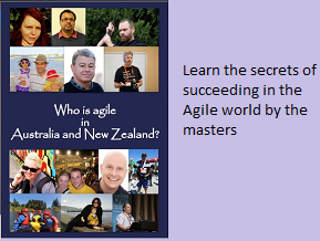Author:Who is Agile in Australia and New Zealand