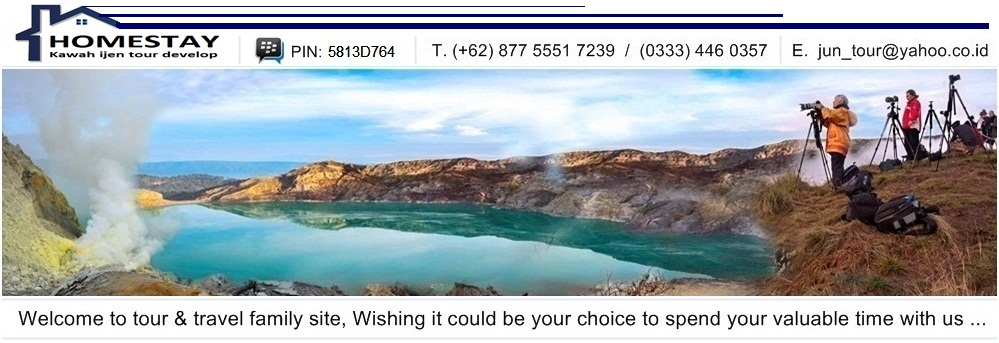 KAWAH IJEN TOUR DEVELOP