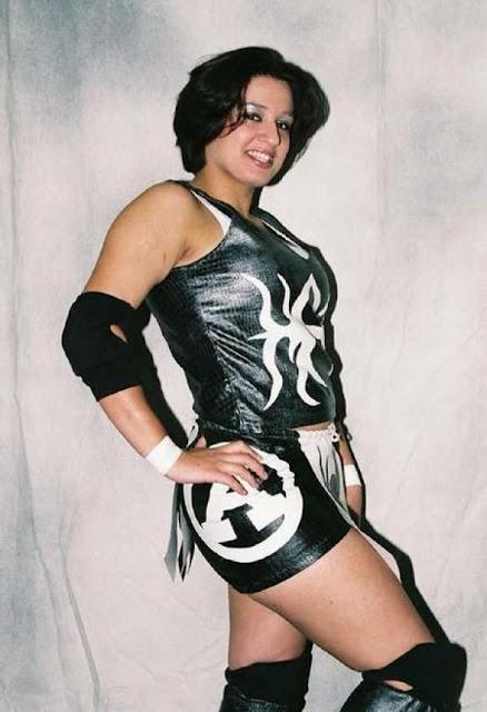 Arianna - Luchadora