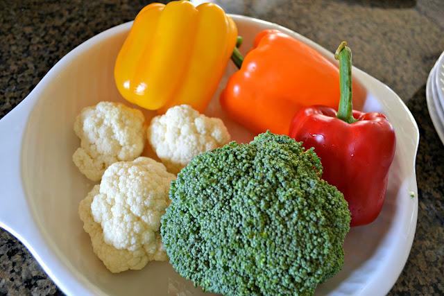 #Mealstogether vegetables for food art