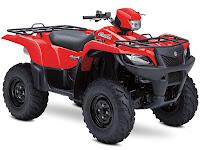 2013 Suzuki KingQuad 750AXi ATV pictures 1