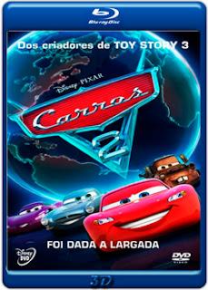 Download - Carros 2 BluRay 1080p + 720p x264 Dual Áudio