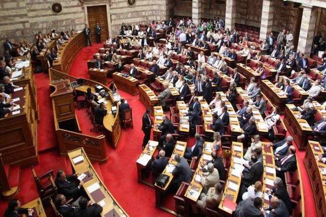 Εγκρίθηκε το δημοψήφισμα από τη Βουλή