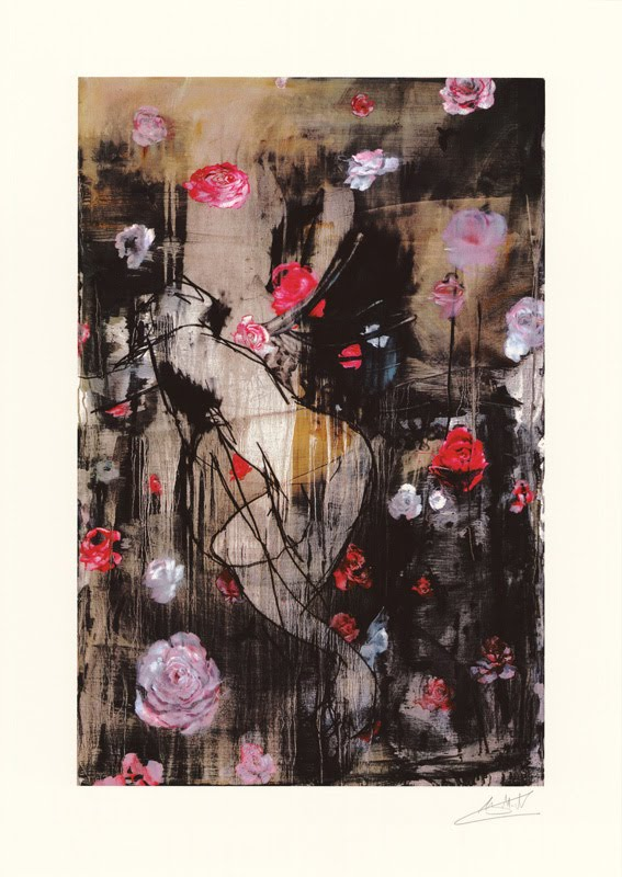 artbleat: ANTONY MICALLEF: THE ABDUCTION OF PERSEPHONE