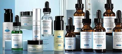 EtreRadieuseTV: Skinceuticals = Ma routine beauté