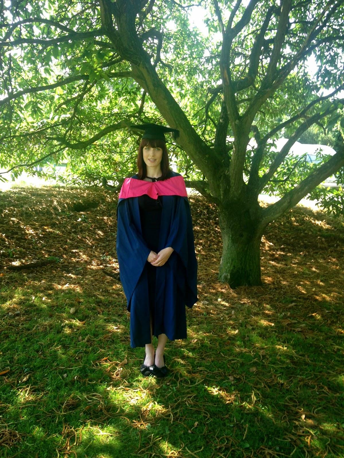 UEA Graduation Outfit