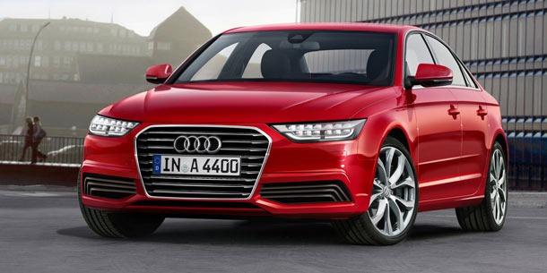 2014 Audi A4 (B9)
