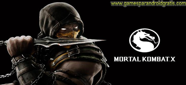 Experimente as lutas viscerais e fantásticas de MORTAL KOMBAT X!