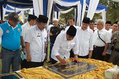 Gubernur Jambi Resmikan Tiga Kantor UPTD PU Provinsi Jambi
