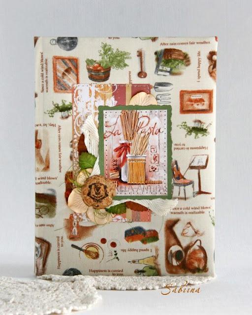 Кулинарная книга ручной работы, книга для записи кулинарных рецептов, блокнот для рецептов домашней кухни, ручная работа, своими руками, hand made, что подарить девушке, что преподнести женщине, лучший подарок на Новый год и день рождень