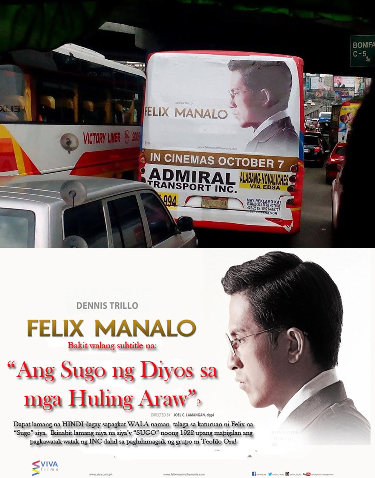 Ang Dating Daan Website Felix Manalo Burial Flag