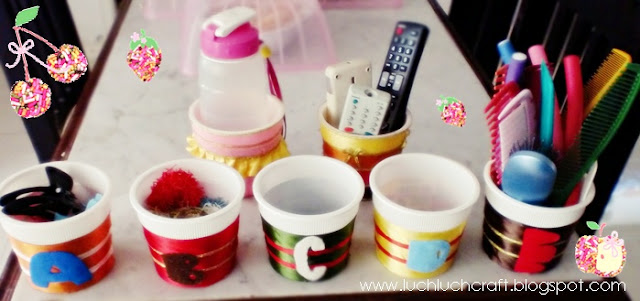 cup tutorial