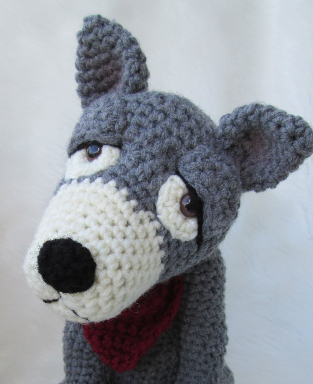 Baby Wolf Amigurumi : Teris Blog: October 2012