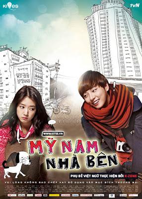 poster Mỹ Nam Nhà Bên