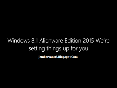 Windows 8.1 Alienware Edition (x64/64bit) 2015 ISO Full Activated