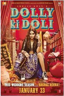 Dolly Ki Doli (2015) Hindi Movie Poster