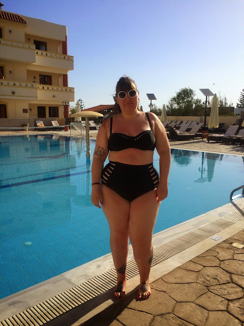 Forever 21 plus bikini fatkini review