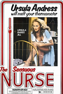 The Sensuous Nurse 1975